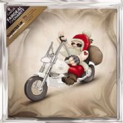 Diabetes UK Pack of 8 Hells Angel Charity Christmas Cards